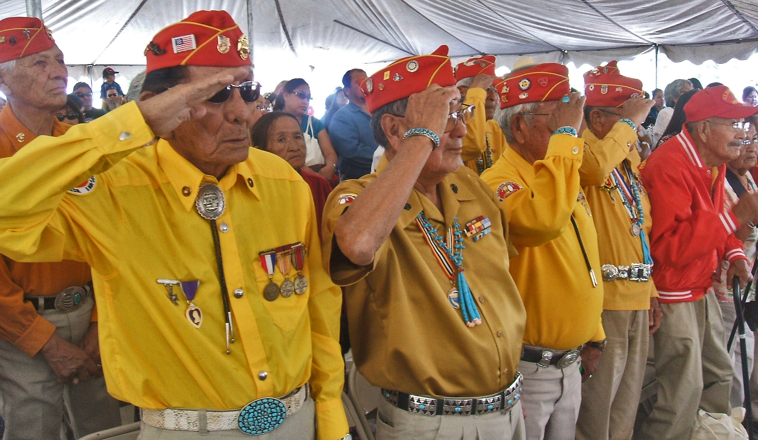Image result for navajo code talkers now