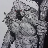 Unseen Works: Swamp-Thing