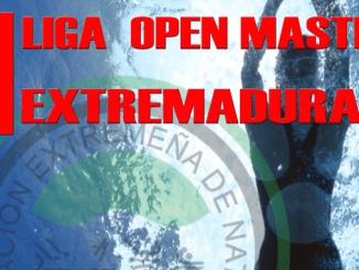 El C.N. Moralo en la 1ª Jornada Liga Máster Extremadura de Natación