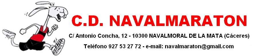 Banner - C.D. Navalmaratón