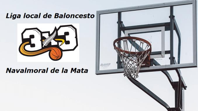 Liga local de Baloncesto en formato 3x3 en Navalmoral de la Mata