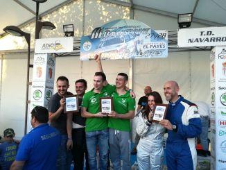 Ainoa de la Osa y Mari Márquez séptimas en el III RallySprint Culebrín-Pallares