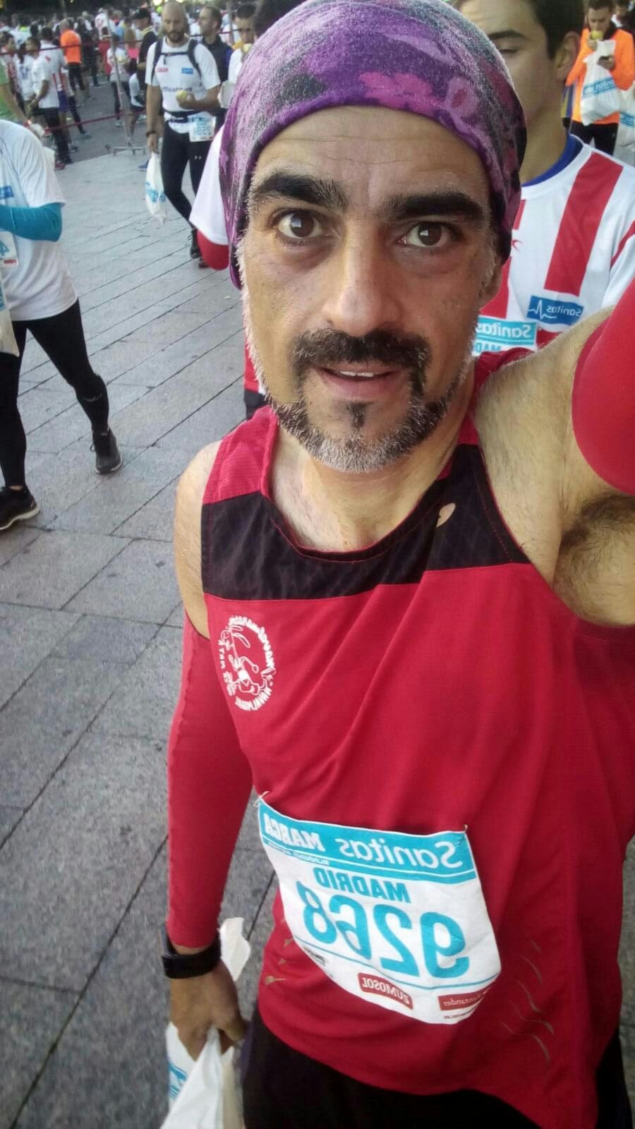 Navalmaratón en Trujillo, Madrid, Elvas y Algeciras (1)