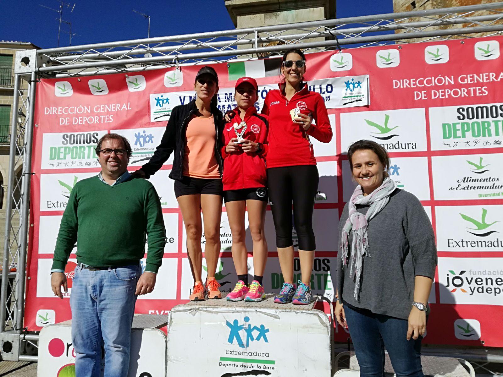 Navalmaratón en Trujillo, Madrid, Elvas y Algeciras (5)