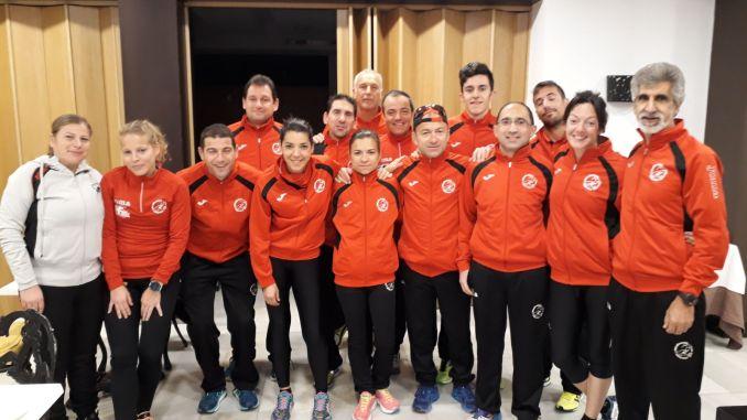 Navalmaratón en la Media Maratón de Sevilla, Getafe y en la Canicross de Toledo