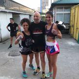 Lourdes León, del club MAE FIGHTING, se proclama campeona del mundo de Kick Boxing y subcampeona de K1 Rules en el mundial ISKA 2018 (3)