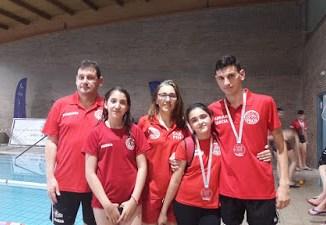 La Escuela de Natación Piscis participó en el III Trofeo Nacional Villa de Torrijos