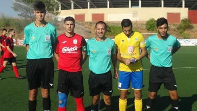 Alejandro Molano Casas llega a los 200 partidos en la 1ª División Extremeña.