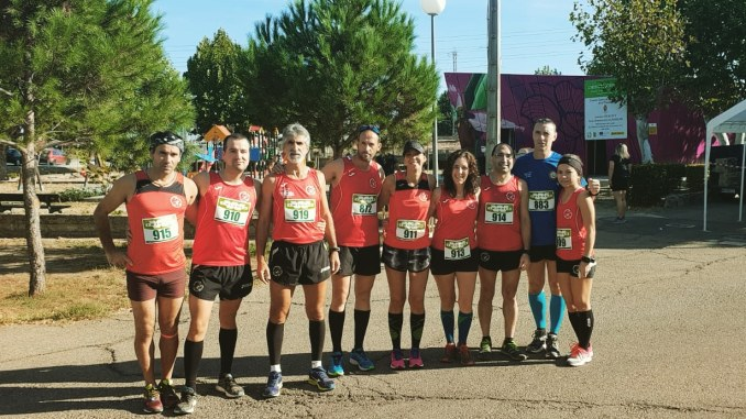 Navalmaratón participó en pruebas de diferentes modalidades, Trail, Carreras Populares y Media Maratón. De nuevo excelentes resultados.