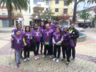 Participación del Club Natación Moralo en el I Jornada JUDEX menores