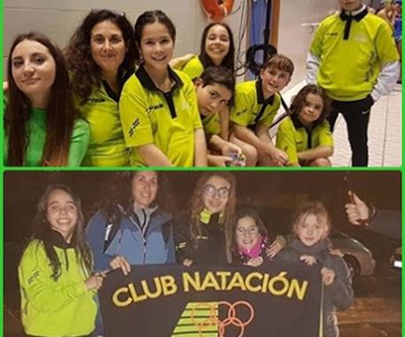 Buena actuación del Club Natación Moralo en tercera jornada de la liga judex disputada en Plasencia