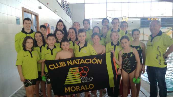 Resultados del Club Natación Moralo en el Open Internacional XXXIX Trofeo Ciudad de Plasencia