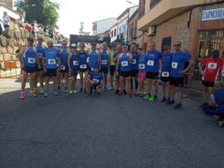 Los Fondistas Moralos participaron en la XXXIV Carrera popular de Oropesa, Media Maraton de Gijon y en el Cross Lagarternu de Eljas
