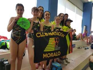 Resultados de la VII Jornada de los Judex Benjamín y Alevín del Club Natación Moralo
