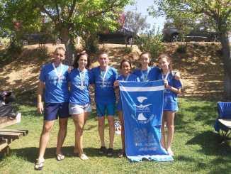 Intenso mes de julio de ADA- Navalmoral en competiciones de natación en Aguas Abiertas