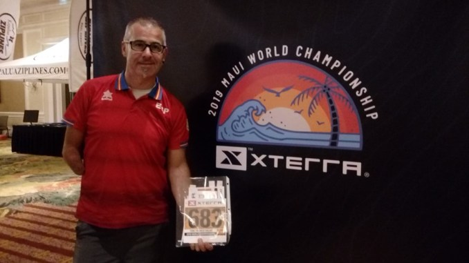 Toni Franco comenzará mañana domingo a las 20:00 horas el Campeonato del Mundo X-TERRA en Maui