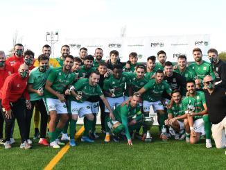 El Moralo se proclama campeón autonómico de la Copa RFEF