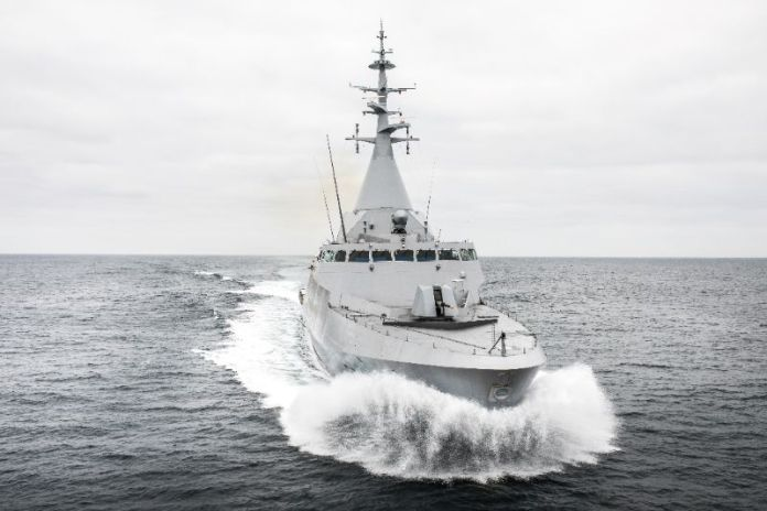 iXblue will supply navigation systems for 2 Gowind-class corvettes