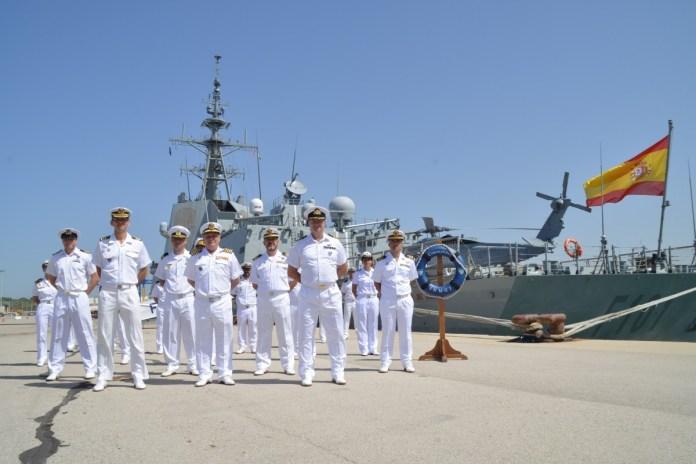 the Command of Standing NATO Maritime Group Two (SNMG2) was officially handed over to Spanish Navy