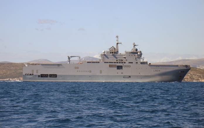 tonnerre l9014 - naval post- naval news and information