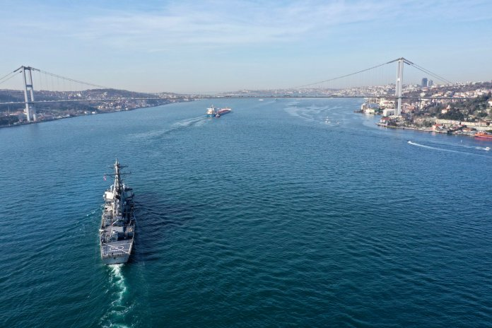uss ross3 - naval post- naval news and information