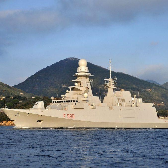 bergamini - naval post