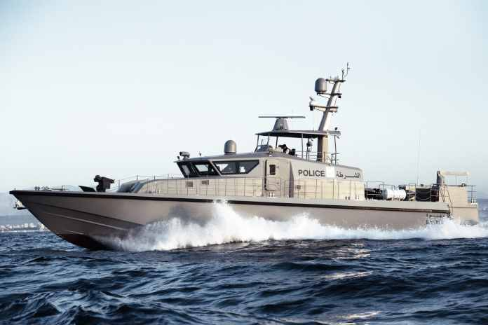ares 85 hercules fast patrol craft scaled - naval post- naval news and information