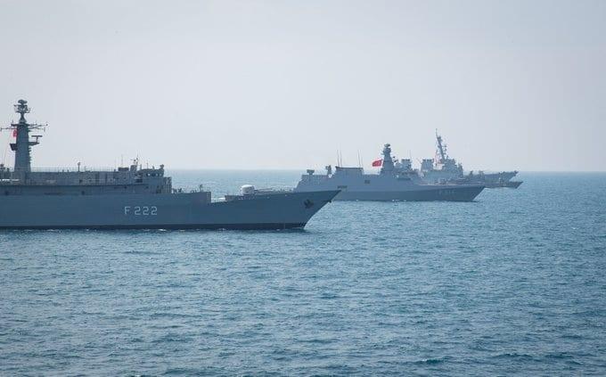 blacksea exercise 1 - naval post