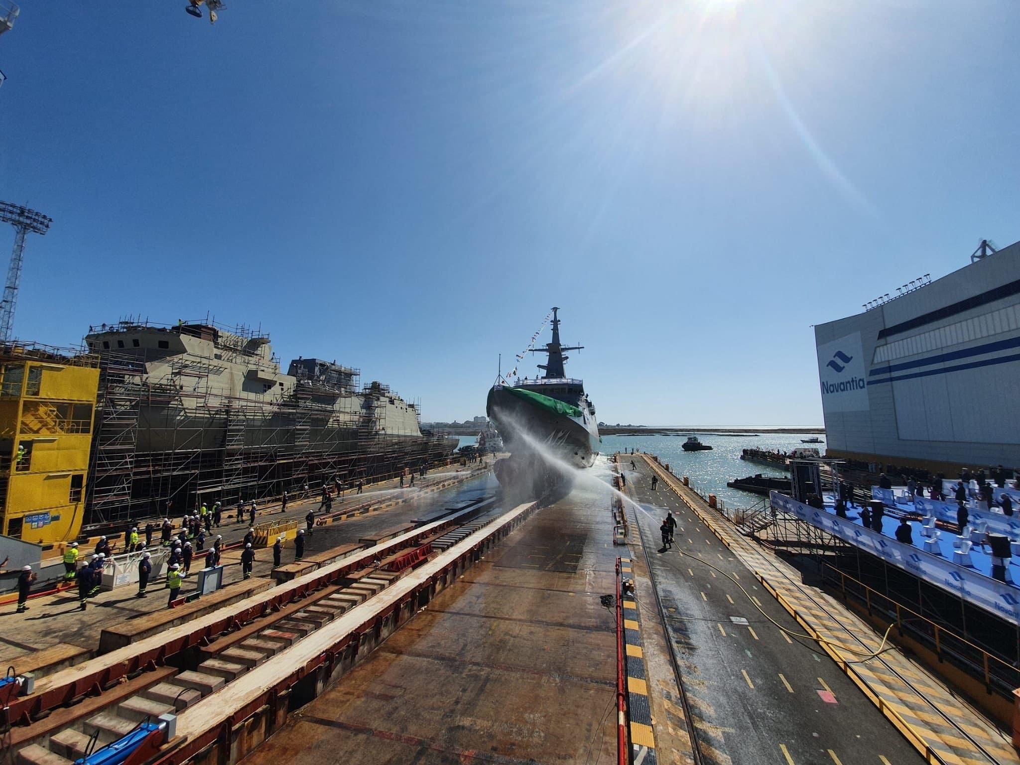 al jubail corvette 6 - naval post- naval news and information