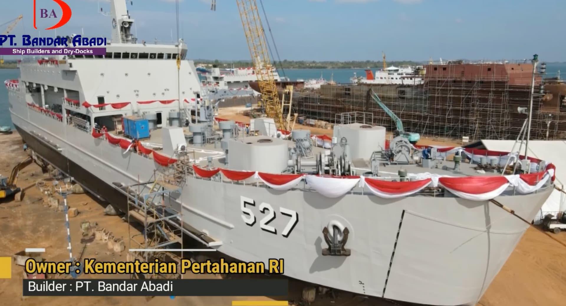 Teluk Bintuni Class LST5 - Naval Post