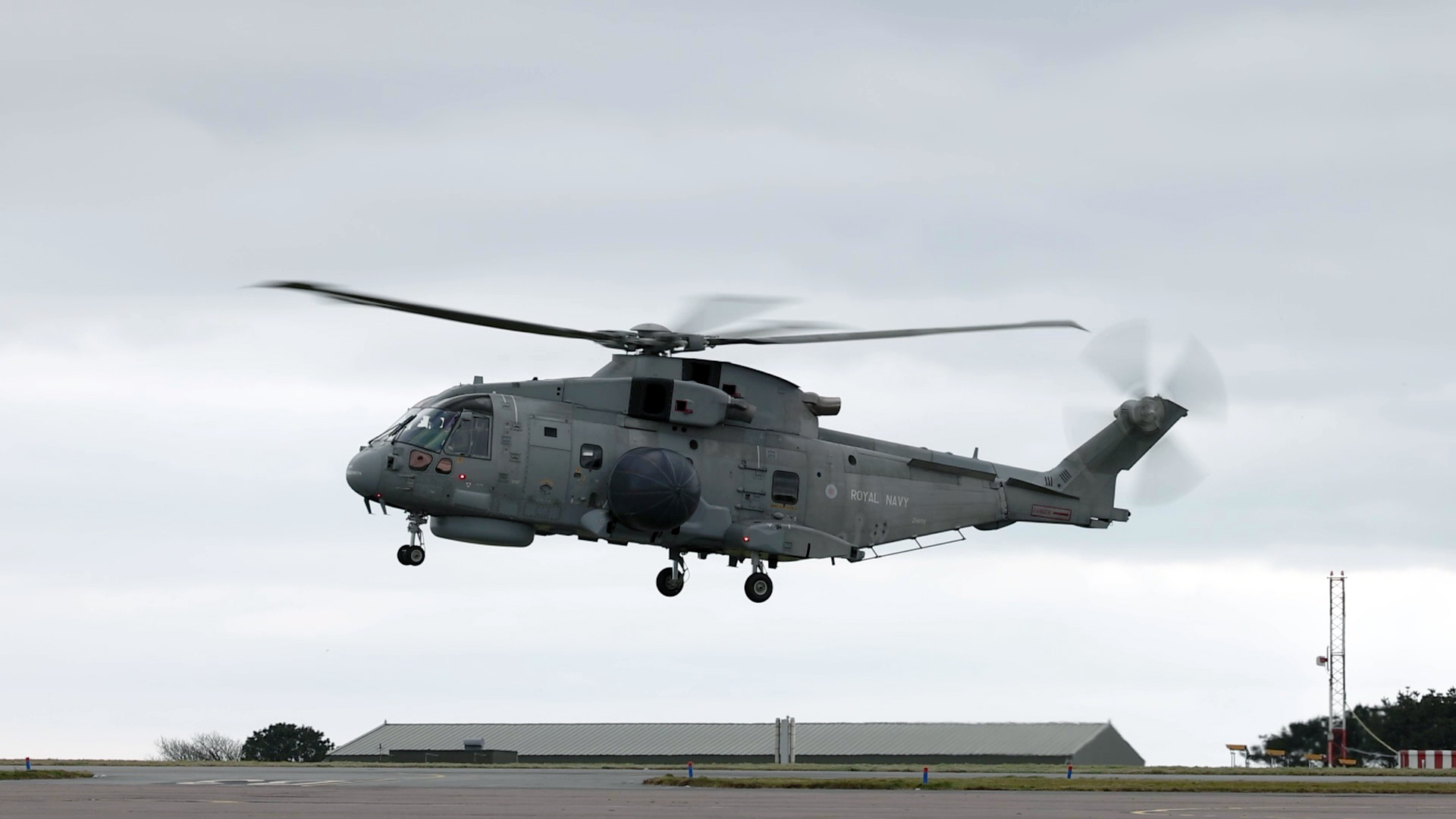 the first crowsnest merlin lifts off from culdrose 1 - naval post- naval news and information