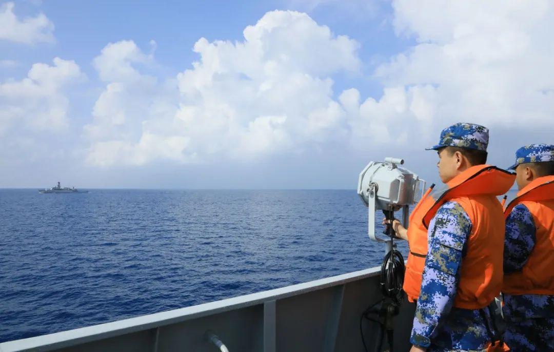 china indonesia passex 2 - naval post