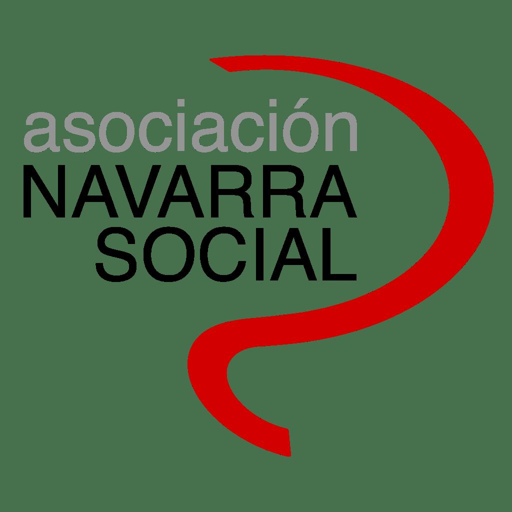 Asociación Navarra Social-Logotipo