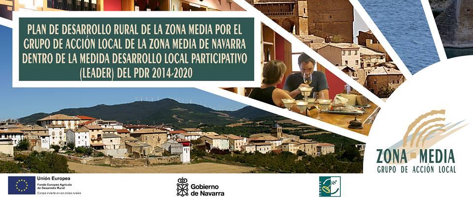 Estrategias de desarrollo local participativo Zona Media 2014-2020