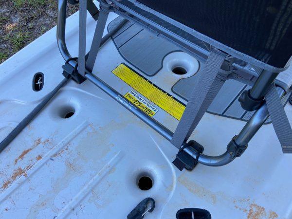 Hobie Mirage Lynx Seat Riser Kit