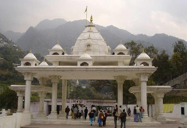 Image result for pravesh dwar image of jammu vaishno devi