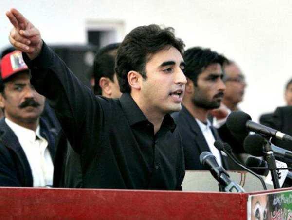 Pakistan opposition leader Bilawal Bhutto blasts PM Modi ...