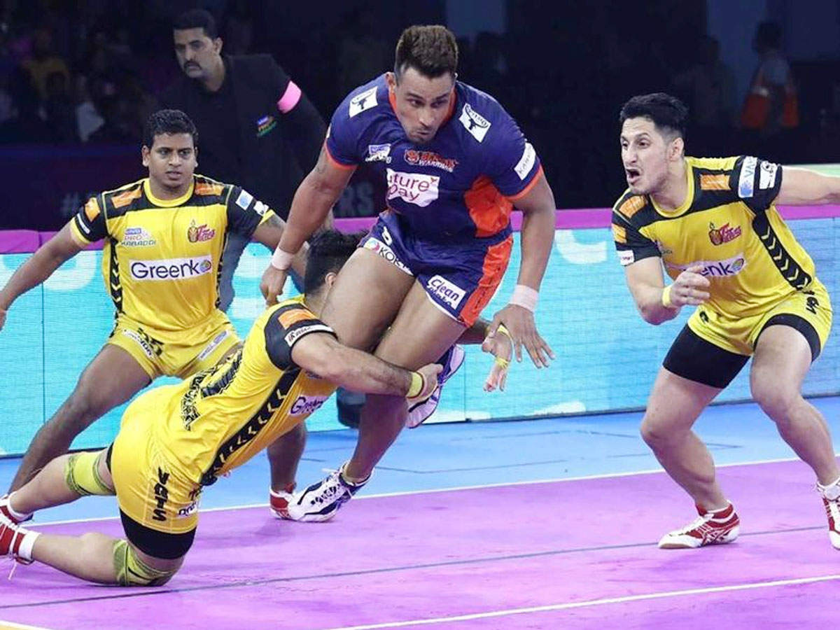 Pro Kabaddi League: Pro Kabaddi: Bengal tops after beating Titans, Panthers beat Pune