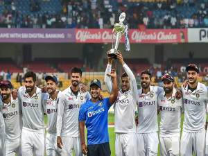 ICC Test Championship Points Table: ICC Test Championship Points Table
