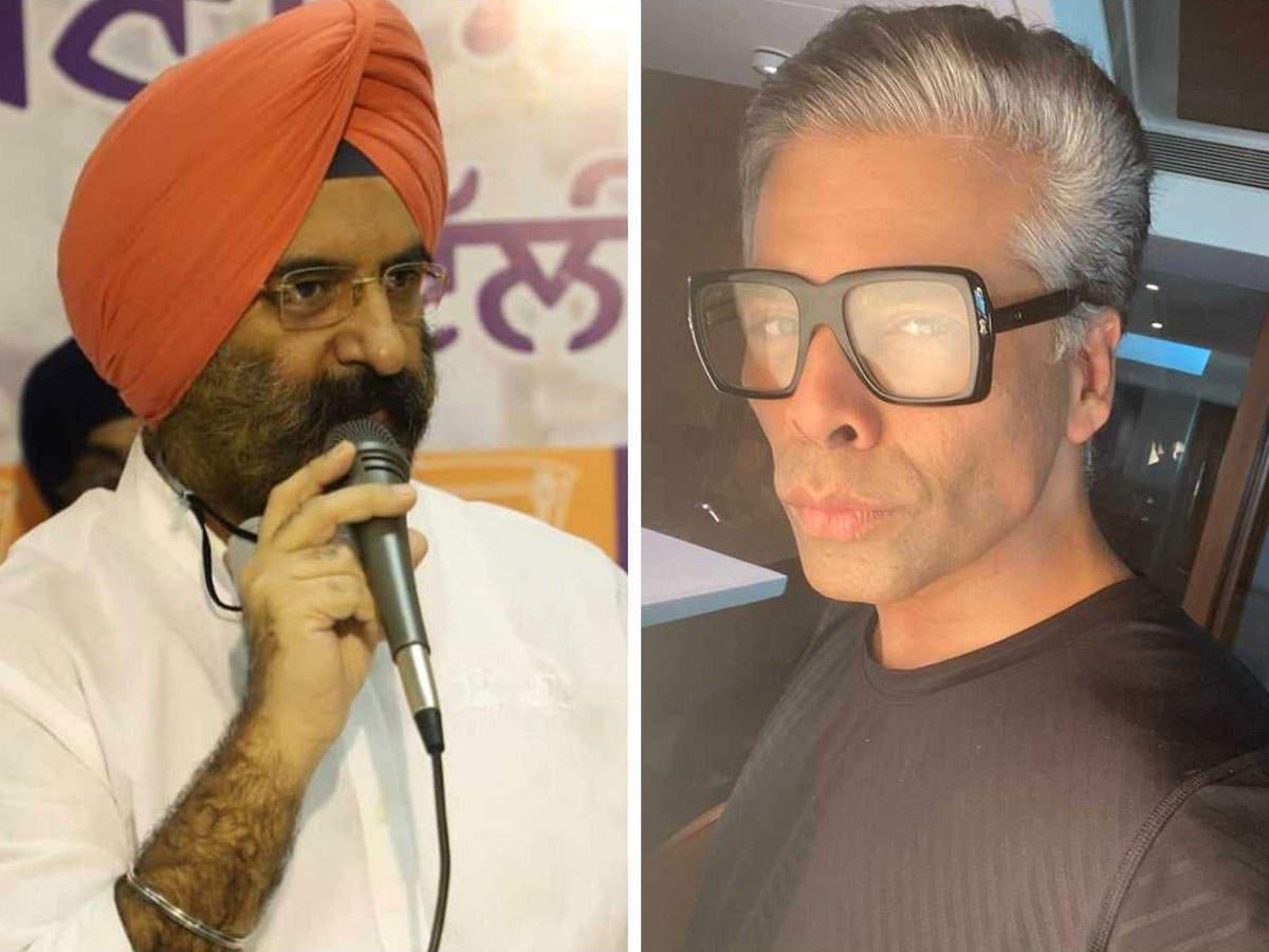 Manjinder Singh again targeted Karan Johar, said- NCB will soon be with coffee