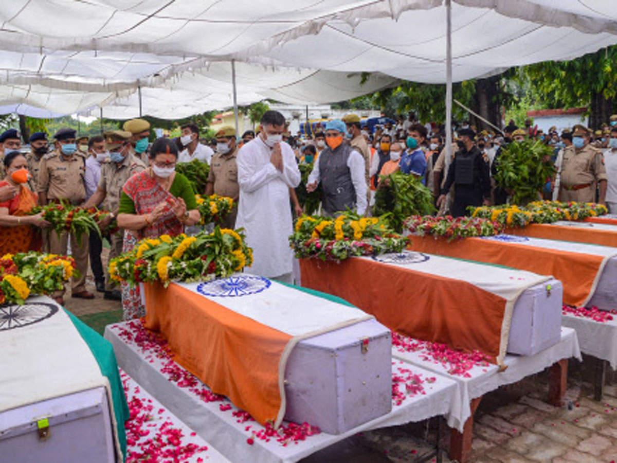 Bikru Kand Latest News: बिकरू कांड में 80 पुलिसकर्मी दोषी, ऐक्शन की हुई  सिफारिश - News Kya Kaise