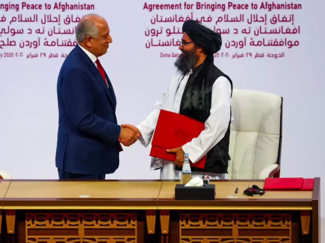 अमेरिका-तालिबान की ऐतिहासिक डील
