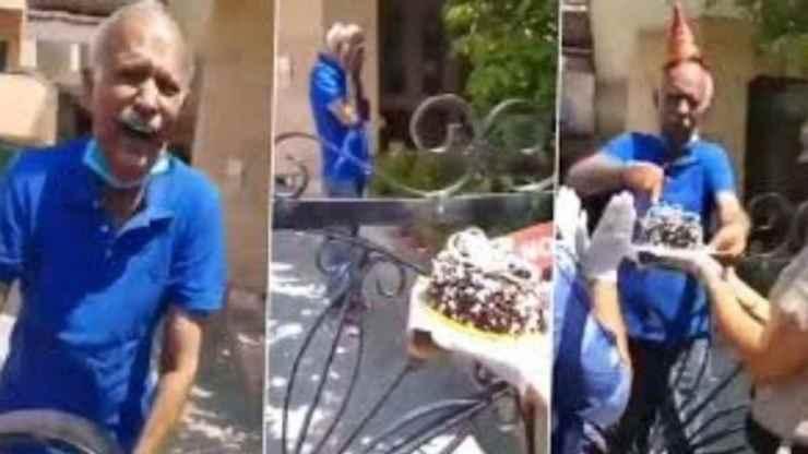 पुलिस केक लेकर घर पहुंची तो रो दिए करण पुरी