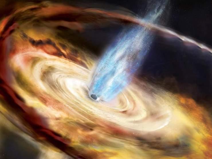 Black Hole Missing: ढूंढे नहीं मिल रहा दूर गैलेक्सी का महाविशाल ब्लैक होल, वैज्ञानिक परेशान, आखिर कहां छिपा?