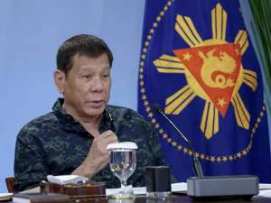 China Philippines Tension: Philippines President Rodrigo Duterte Warns China Says Julina Felipe Reef Conflict Would Be Bloody