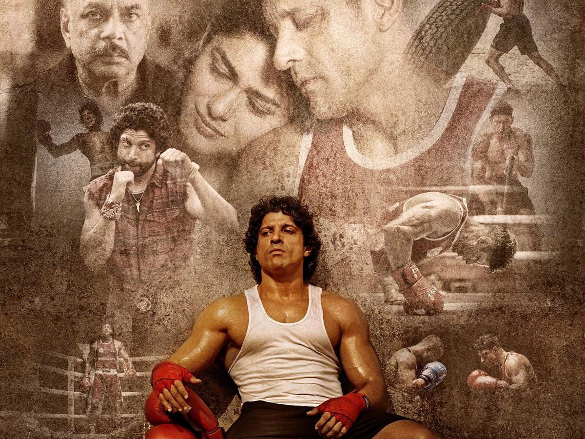 Tufan Movie Review in Hindi: Farhan Akhtar Tufan Movie Review and Rating