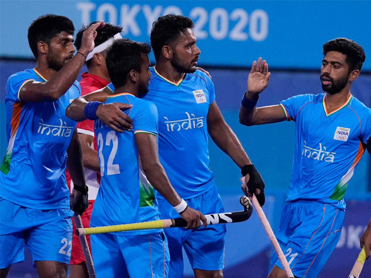 India vs Germany bronze medal match: Tokyo Olympics 2020 India vs Germany bronze medal match preview;  India vs Germany bronze medal match: Men's hockey team's golden dream shattered, they will face Germany for the bronze medal