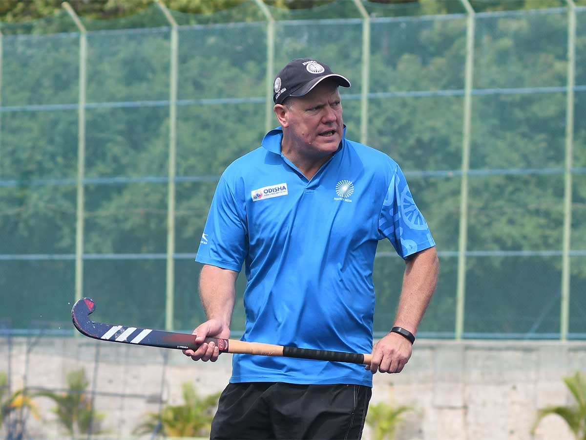 Team Hockey Coach Graham Reed: Proud to play a role in this victory: Indian Hockey Coach Graham Reed – It is a matter of pride to play a role in this victory, Indian Hockey Coach Graham Reed