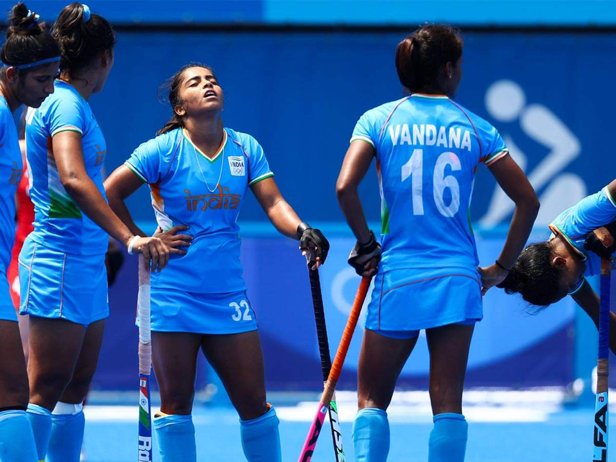 Great Britain praises Indian women's hockey team: 'Now why is your courage in the discussion?'