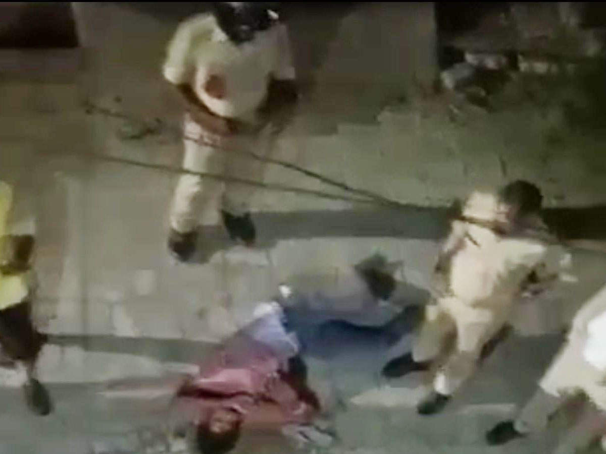 up police news: Khaki accused pleads not guilty, accused of murder – Viral video shows accused of murder beating a young man to death